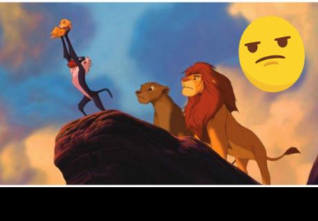 Revelan el mensaje oculto en la canción de intro de 'El rey león'