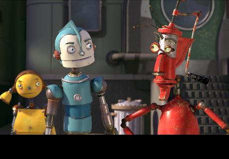 Robots: Un detalle que seguramente pasaste por alto en este filme animado (VIDEO)