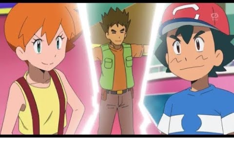 Pokemon Sol y Luna: Revive la batalla de reencuentro de Ash y Misty (VIDEO)