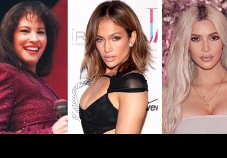 Selena Quintanilla opaca con sus 'atributos' a sus imitadoras JLo y Kim Kardashian