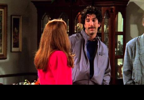 Friends: Recuerda los momentos más FAIL por los que pasó Ross (VIDEO)