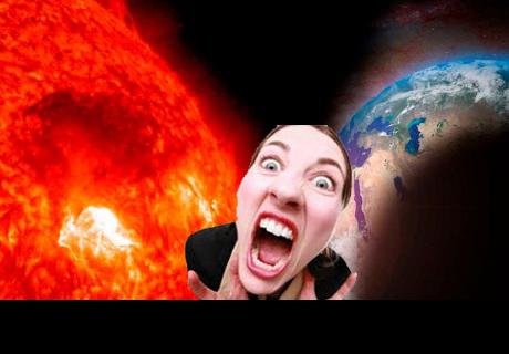 Expertos alertan de devastadora tormenta solar que afectará a todo el mundo