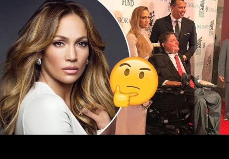 ¿Ajustado outfit de Jennifer López demostraría que está en la 'dulce espera'?