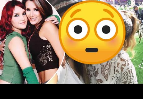 Así fue el reencuentro de 'Roberta' de 'RBD' con su 'mamá' tras 14 años del estreno de la telenovela
