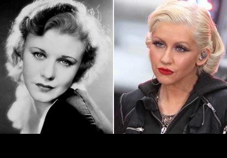 Cinco celebridades idénticas a famosos del pasado