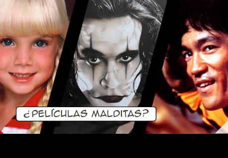 6 películas 'malditas' de la historia del cine.