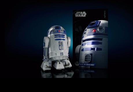 Star Wars: Cinco R2D2 con geniales funciones que querrás tener sí o sí (VIDEO)