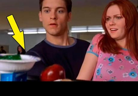 'Mary Jane' reveló un secreto de la famosa escena donde 'Spiderman' la atrapa en la cafetería