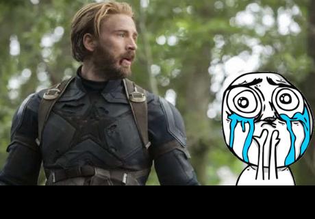 Chris Evans comparte mensaje despidiéndose de Capitán América y fans se preocupan