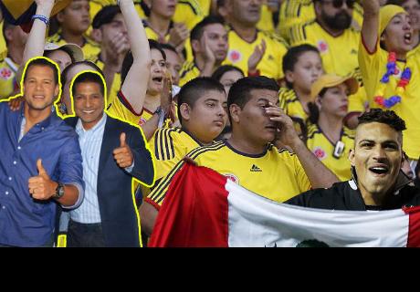 Argentina vs Perú: Prensa colombiana quiere clasificar hoy para no jugársela ante Perú