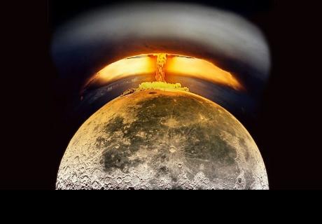 Existió un día en que la Luna pudo haber sido destruida para siempre.