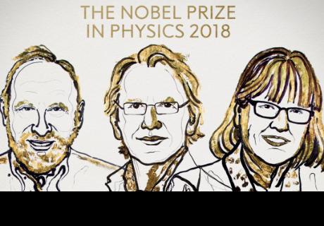 Mujer gana Nobel de Física y su descubrimiento cambia vidas.