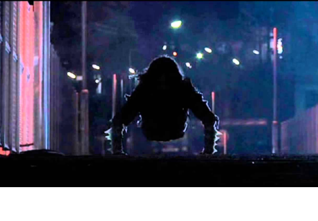 Teke Teke: el fantasma japonés que aterra a quienes caminan por las estaciones de tren.