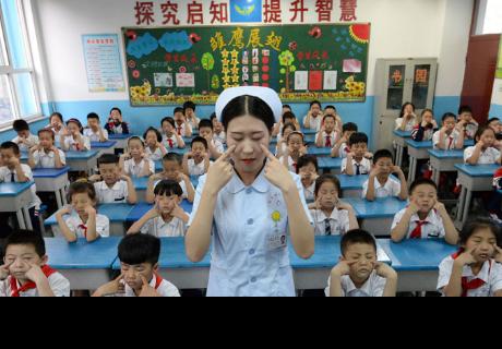 9 cosas sobre las escuelas en China.