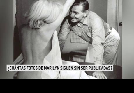 Recuperan imágenes 'perdidas' de Marilyn Monroe