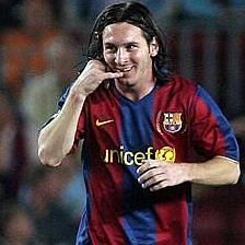 Fútbol internacional: Messi es elegido el mejor de Europa