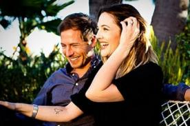 Es oficial: Drew Barrymore se casa este año