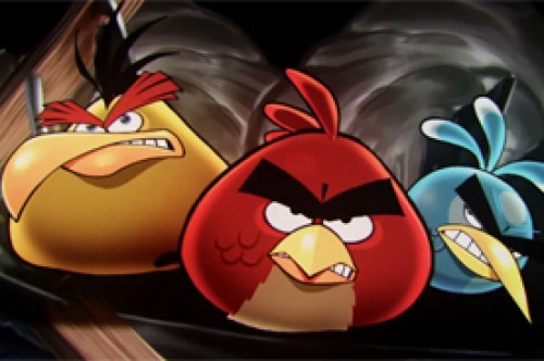 Angry Birds estará disponible en Facebook para San Valentín