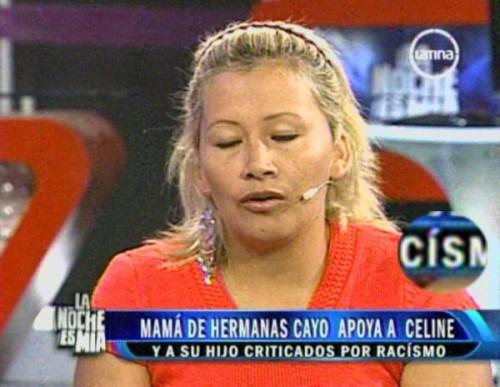 Gloria Klein: La agresora del hijo de Celine Aguirre quiere ser rubia