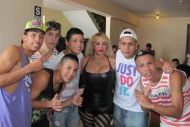 Susy Díaz sobre Simon y Los Wachiturros: Mis chicos sí cantan