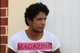 Reimond Manco fue detenido en Trujillo por agredir a su pareja