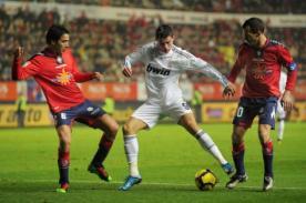 Video del Osasuna vs Real Madrid (1-5) - Liga Española