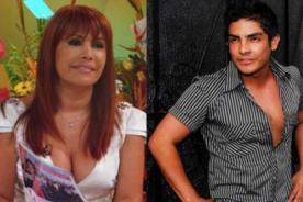 Erick Elera a Magaly Medina: No soy un desubicado