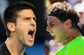 Video del Novak Djokovic vs Rafael Nadal (0-2) - Final Masters 1000 Roma
