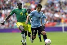 Olimpiadas 2012: Uruguay cae 2-0 ante Senegal en los Juegos de Londres