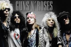 Fanático de Guns N' Roses ofrece millonaria oferta para verlos tocar juntos