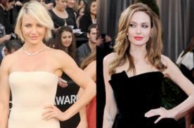Angelina Jolie y Cameron Díaz en versión femenina de Los Indestructibles