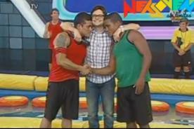 Combate: Christian Domínguez y 'Pantera' Zegarra se amistan - Video