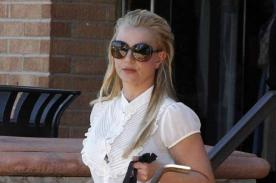 Britney Spears olvida pena de amor haciendo compras