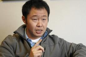Kenji Fujimori es víctima de burlas en Twitter con hashtag #cocadekenji