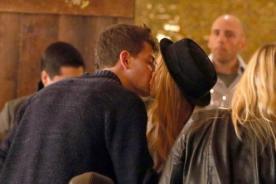 Lindsay Lohan se luce muy cariñosa con su novio