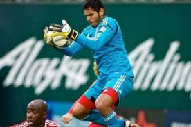 Raúl Fernández fue elegido como mejor jugador latino de la MLS