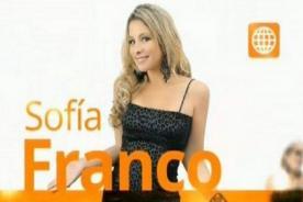 ¿Sofía Franco se convierte en el nuevo jale de América Televisión?