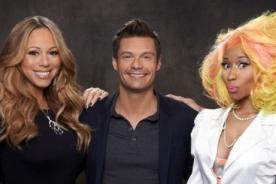 Mariah Carey y Nicki Minaj confirman salida de American Idol