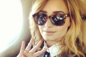 Demi Lovato pide a 'Barbie' una muñeca con su estatura y peso