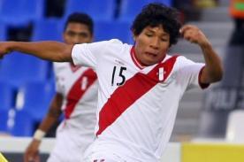 Edison Flores: Mi sueño es jugar con la selección ante Corea del Sur