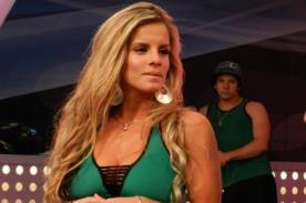 Combate: Alejandra confiesa estar mejor sin Mario Hart - Video