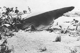 Incidente OVNI de Roswell: Escenas de juegos basadas en el suceso de 1947