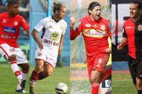 Equipos peruanos debutan esta semana en la Copa Sudamericana 2013