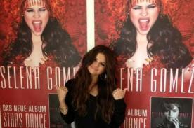 Selena Gomez invita a sus fans a votar en los MTV Video Music Awards 2013