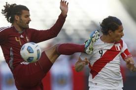 Video de goles: Venezuela vs Perú (3-2) – Eliminatorias Brasil 2014