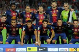 Liga BBVA - Rayo Vallecano vs Barcelona, Messi y Neymar desde el inicio