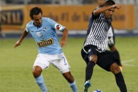En vivo por CMD: Sporting Cristal vs Alianza Lima (1-0) Minuto a minuto – Descentralizado 2013
