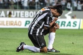 Ronaldinho quedaría descartado para el Mundial de Clubes