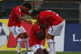 Resultado del partido: Sporting Cristal vs Unión Comercio (0-1) - Descentralizado 2013