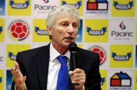 José Pékerman: Creo que mañana estaremos en el Mundial Brasil 2014